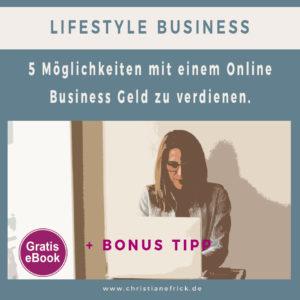 Lifestyle Business 45+ Home Office Laptop Online Business für Anfänger