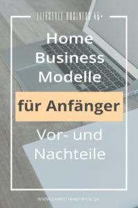 Home Office Modelle für Anfänger - Internet Business