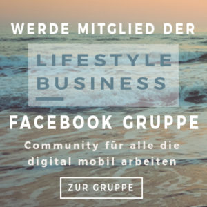Facebook Gruppe Lifestyle Business 45 plus